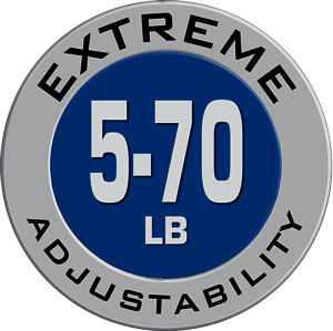Infinite Edge Pro Wide Adjustability