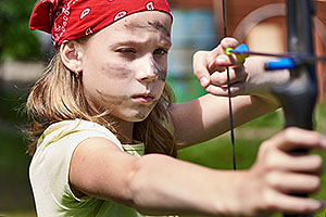 how to choose a youth compound bow