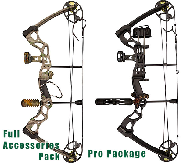 black sas rage compound bow