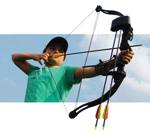 youngster compound bow elkhorn