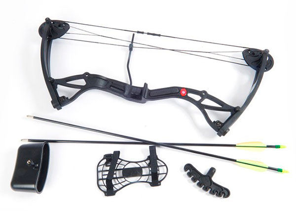 crosman-wildhorn compound bow black