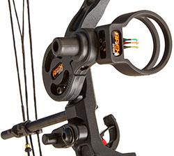 diamond atomic youth bow sight