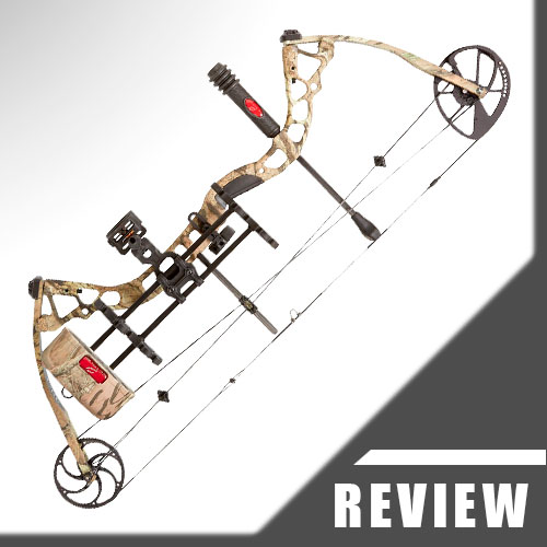 Diamond Core Compound Bow Package Review - Anchor That Point