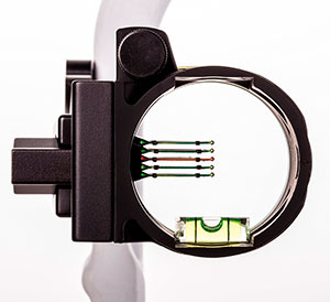 Trophy Ridge Volt 5 Pin Bow Sight Bubble Level