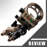 TruGlo Carbon Hybrid 5 Pin Bow Sight
