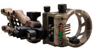 TruGlo carbon hybrid 5 Pin Bow Sight RealTree