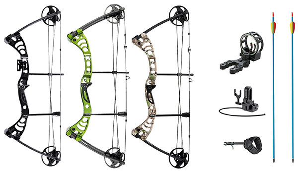 Leader Accessories 30-55 Hunting Finishes