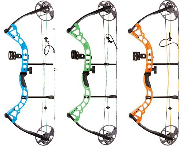 Diamond Archery Prism Finishes