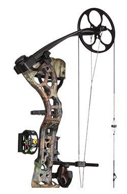 Bear Archery Attitude RTH 70 Compound Bow Cam 1