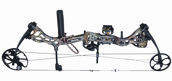 Bear Archery Attitude RTH 70 Compound Bow Finish