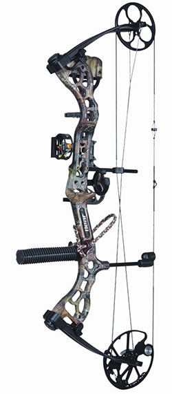 Bear Archery Attitude RTH 70 Compound Bow Package