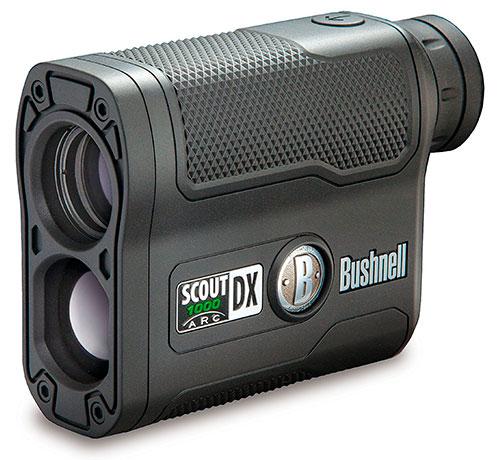Bushnell Scout DX 1000 ARC Laser Rangefinder Black