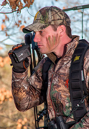 how to use bushnell the truth rangefinder