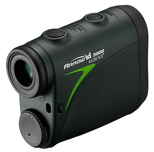 Nikon Arrow ID 3000 Laser Rangefinder Rear View