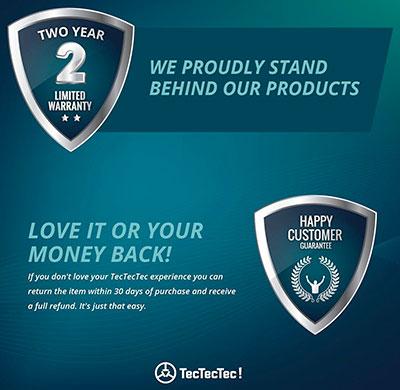 TecTecTec ProWild Hunting Rangefinder Money Back