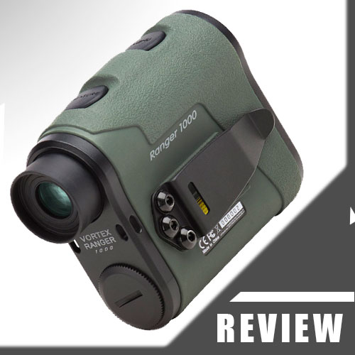 Vortex Optics Ranger 1000 Rangefinder Review - Anchor That Point