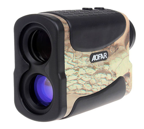 Wosports Laser Rangefinder For Hunting And Golf 2