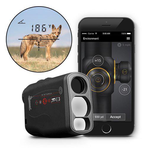 ATN Ballistics 1000 Smart Laser Rangefinder Bluetooth