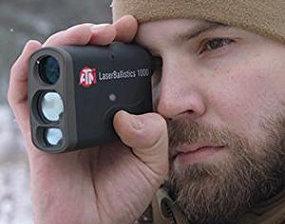 ATN Ballistics 1000 Smart Laser Rangefinder Hunter