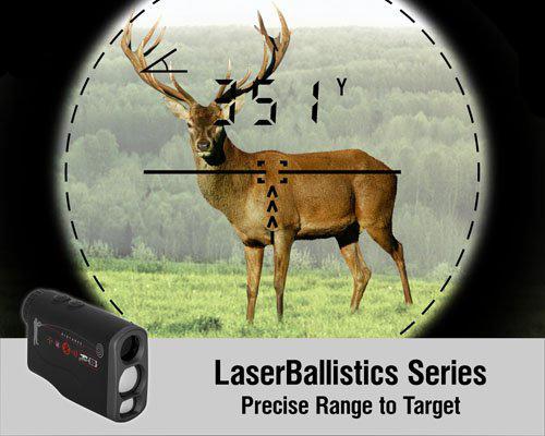 ATN Ballistics 1000 Smart Laser Rangefinder Info 2