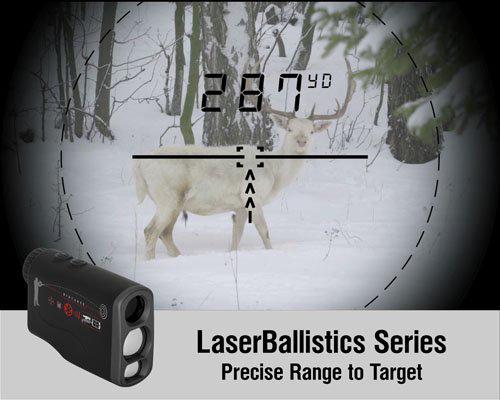 ATN Ballistics 1000 Smart Laser Rangefinder Info
